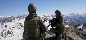 Şırnak'ta 2 bin 900 rakımda terör operasyonu