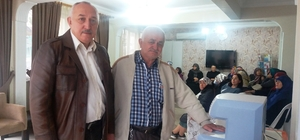 İzmit Belediyesi'nden emeklilere kemik ölçümü