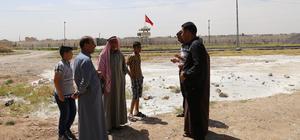 Suriyelilerden terör örgütüne tepki