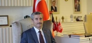 Belediye Başkanı Tahmazoğlu'ndan 1 Mayıs İşçi Bayramı mesajı