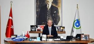 """Başkan Albayrak: """"Emekçilerimiz, ülkemizin ekonomik ve sosyal gelişmesinde en büyük güç olmuştur"""""""