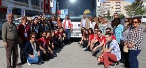 Türk sanatçı heyeti Yunanistan'da