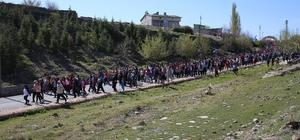 Büyükşehir'in Sağlıklı Yaşam Yürüyüşü'ne 3 Bin Kişi Katıldı