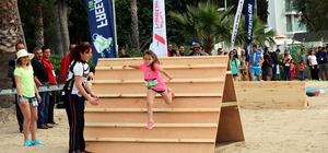 "Marmaris'te ""Freeathlon Fun-Race"" yarışı"
