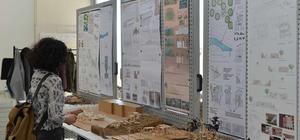 'Karşılaşma No:3 Tasarım Pratikleri Sergisi' SAÜ'de açıldı