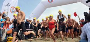 2. Uluslararası Dalyan Açık Su Yüzme Yarışları