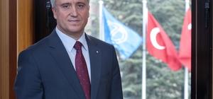 Rektör Gündoğan'ın 1 Mayıs Emek ve Dayanışma Günü mesajı