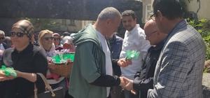 Düzce Belediye Başkanı Keleş Konuralp çalışmalarını anlattı
