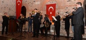 Osmangazi'de uluslararası konser coşkusu yaşandı