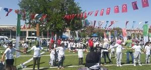 Gaziantep'te olimpik gün şenliği başladı