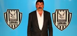 Hekimhan Belediyesi Girmanaspor'da başkanlığa Bülent Çelik seçildi