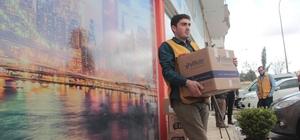 İyilikder'den Suriyeli ailelere yardım
