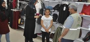 İHH Dörtyol'da 80 yetim çocuğu sevindirdi