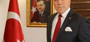 Başkan Sekmen'den Emek ve Dayanışma Günü mesajı