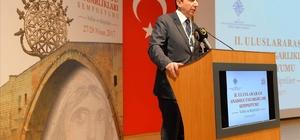 Çorum'da düzenlenen II. Uluslararası anadolu uygarlıkları sempozyumu sona erdi