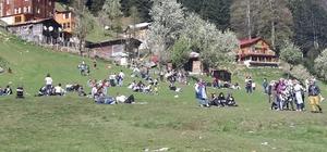 Ayder Yaylası yaz turizmi sezonunu açtı