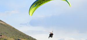 Türkiye yamaç paraşütü hedef ligi