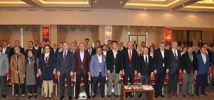 Başkan Yağcı, Marmara Belediyeler Birliği 1. Olağan Meclis toplantısına katıldı