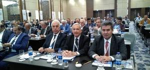 Erol, Samsun'da Jeotermal toplantısına katıldı