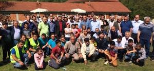 Yetiştirme yurdu öğrencileri Yığılca'da Başkan Yiğit'in konuğu oldu