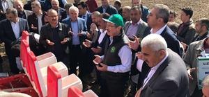 Pınarbaşı'nda pancar tohumları toprakla buluştu