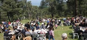 Karapınar köyü 34. Geleneksel Dede Hayrı yapıldı