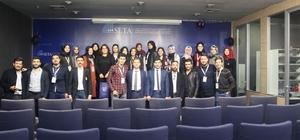 Karesi Kent Konseyi üyesi Genç Liderler Ankara'da