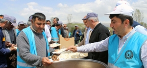 Tufanbeyli'de '1 Mayıs' pikniği