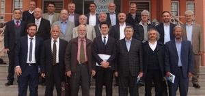 Türkiye Yazarlar Birliği 9. Şubeler Buluşması Erzurum'da yapıldı