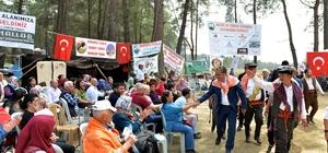 Başkan Uysal, 'Keşkek Şöleni'ne katıldı