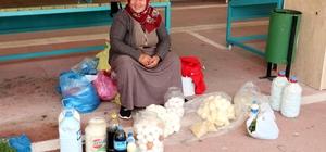 Köylü pazarı artık kapalı pazar yerine kurulacak