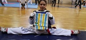 Minik Taekwondoculardan 3 madalya