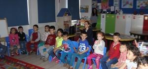Osmaneli'de okul öncesi öğrencilerine trafik eğitimi verildi