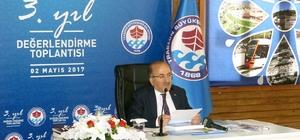 Trabzon Büyükşehir Belediye Başkanı Gümrükçüoğlu:
