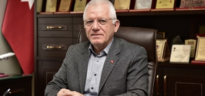 Göreme Belediye Başkanı Cingil'in acı günü