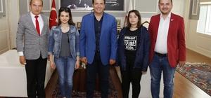 Döşemealtı'nın Genç Vekilleri Avrupa'ya gidiyor