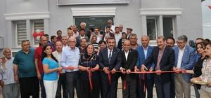 Salbaş'a düğün salonu ve muhtarlık iletişim merkezi