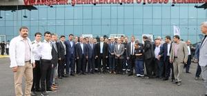 Viranşehir Şehirlerarası Otobüs Terminali açıldı