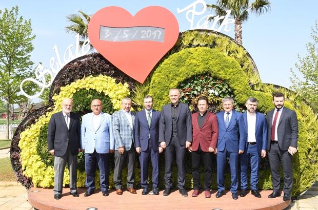 Başkan Hasan Can Anadolu Yakası Belediye Başkanları Toplantısına katıldı