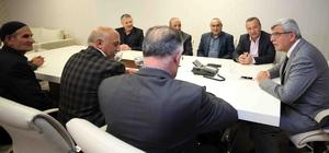 """Başkan Karaosmanoğlu: """"Yatırımlarla kentimize değer katıyoruz''"""