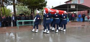 Kore gazisi Ahmet Rıza Kaya Kayseri'de vefat etti