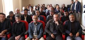 Başkale Belediyesinde 50 İş-Kur işçisi istihdam edildi