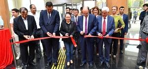 OKÜ'de atık metal sergisi açıldı