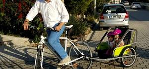 Çeşmeliler İzmir için pedal çevirecek