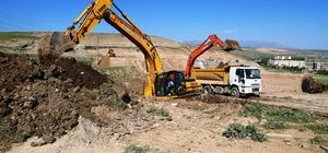 Cizre Belediyesi 'Hayvan Pazarı Projesi' çalışmalarına başladı