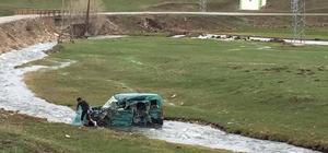 İspir'de feci kaza : 1 ölü