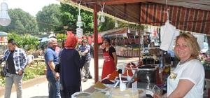Gaziantep kültürü Nazilli'de sergileniyor