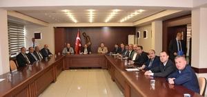 İhtisas OSB Müteşebbis heyeti ilk toplantısını yaptı