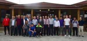 U19 takımlar Türkiye şampiyonası fikstür kura çekimleri Gediz'de yapıldı