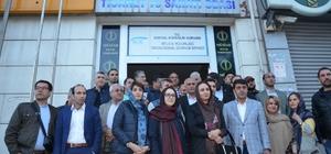 İranlı turizmciler Bitlis'i gezdi